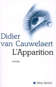 Cover of: L'apparition