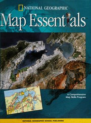 National Geographic map essentials