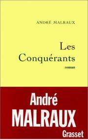 Cover of: Les Conquérants