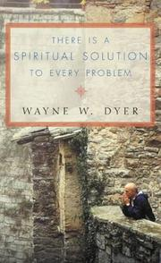 Cover of: There Is a Spiritual Solution to Every Problem