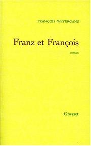 Cover of: Franz et François
