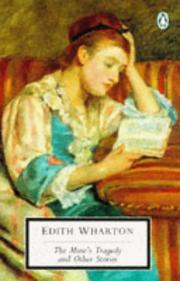 "Cover of: ""Muse's Tragedy"" and Other Stories"
