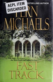 Cover of: Fast track | Fern Michaels.