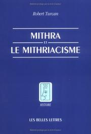 Cover of: Mithra et le mithriacisme