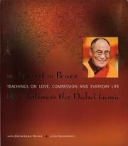 Cover of: The Spirit of Peace: A Fully Illustrated Guide to Love and Compassion in Everyday Life
