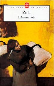 Cover of: L'Assommoir | Émile Zola