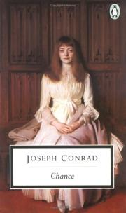 Cover of: Chance | Joseph Conrad