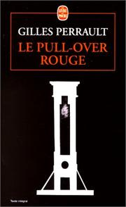 Cover of: Le Pull-over rouge