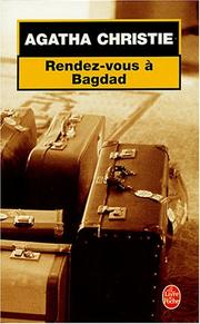 Cover of: Rendez-Vous a Bagdad