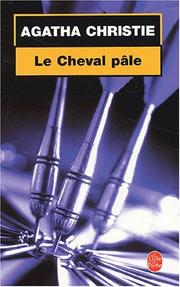 Cover of: Le Cheval Pale
