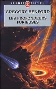 Cover of: Les Profondeurs furieuses