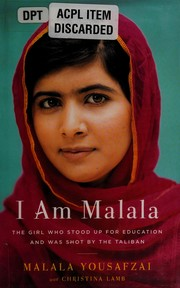 Cover of: I am Malala | Malala Yousafzai