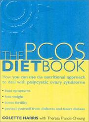 Cover of: The PCOS Diet Book | Colette Harris