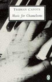 Cover of: Music for Chamaleons