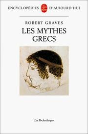 Cover of: Les Mythes grecs