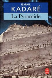 Cover of: The Pyramid