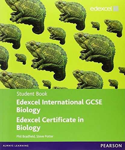 Edexcel International GCSE Biology Student Book with ActiveBook CD by P Bradfield