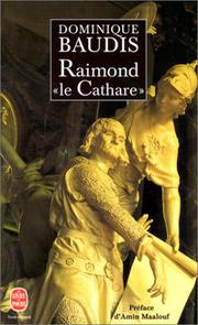 Cover of: Raymond le cathare