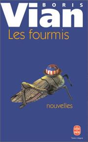 Cover of: Les Fourmis