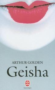 Cover of: Geisha (French language)
