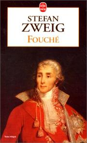 Cover of: Fouché