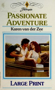 Cover of: Passionate Adventure by Karen Van Der Zee
