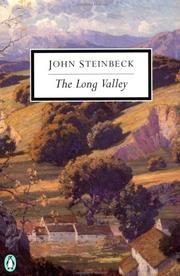 Cover of: The Long Valley