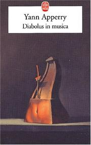 Cover of: Diabolus in musica
