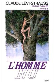 Cover of: L' homme nu