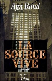 Cover of: La Source Vive
