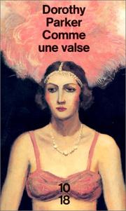 Cover of: Comme une valse