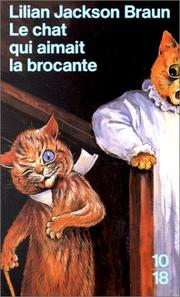 Cover of: Le chat qui aimait la brocante