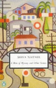 Cover of: A Man of Mystery and Other Stories (Twentieth Century Classics) | Shiva Naipaul