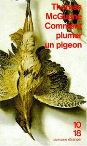Cover of: Comment plumer un pigeon