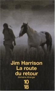 Cover of: La Route du retour
