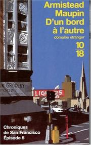 Cover of: Chroniques de San Francisco, tome 5