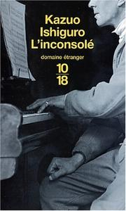 Cover of: Inconsolé