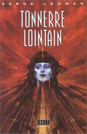 Cover of: Tonnerre lointain