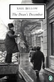 Cover of: The dean's December: a novel