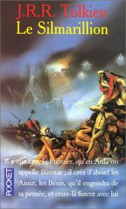 Cover of: Le Silmarillion: Contes et Légendes inachevés