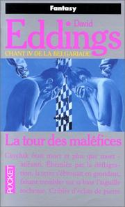 Cover of: La Belgariade, tome 4: La Tour des maléfices