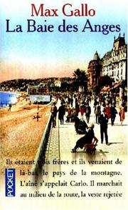 Cover of: La baie des anges