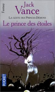 Cover of: Le prince des etoiles