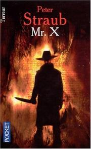 Cover of: Mr. X