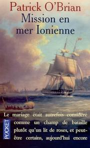 Cover of: Mission en mer Ionienne