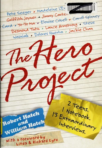 The hero project by Robert Hatch