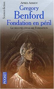Cover of: Fondation en péril