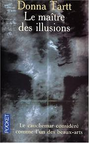 Cover of: Le Maître des illusions