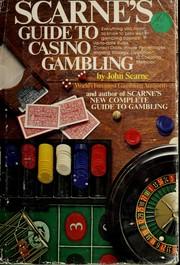 Scarne's Guide To Casino Gambling