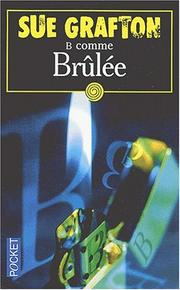 Cover of: B comme brulee
